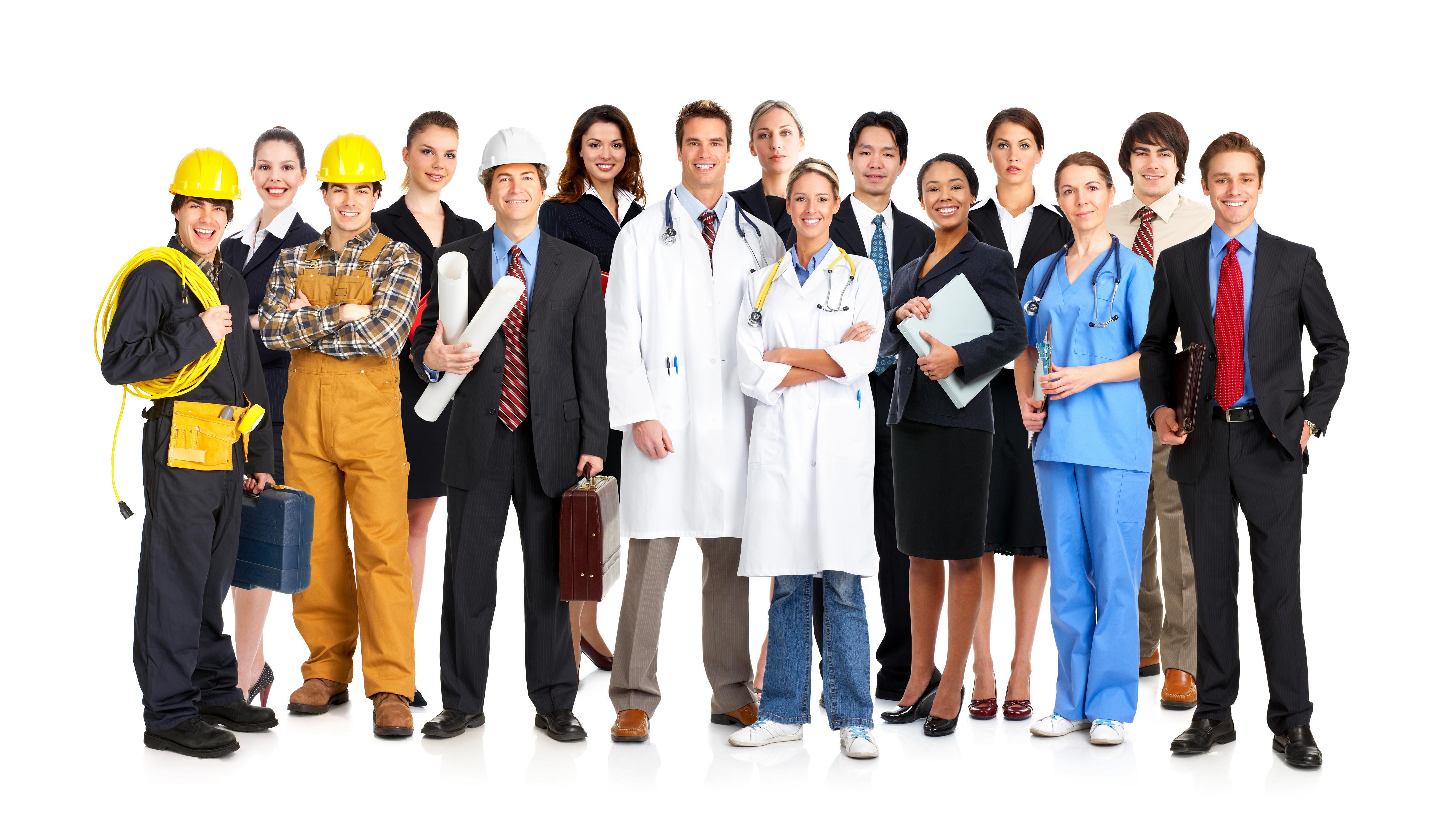 Contatti rappresentazione del personale per tutti i servizi