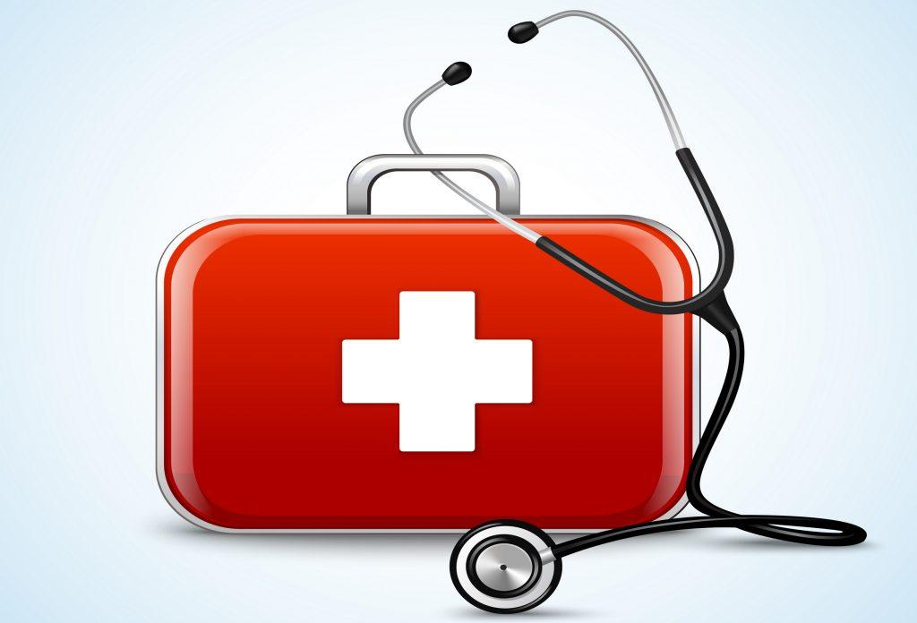 Medicina del lavoro rappresentazione icona
